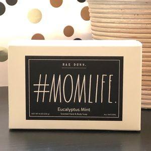Rae Dunn #MOMLIFE eucalyptus soap